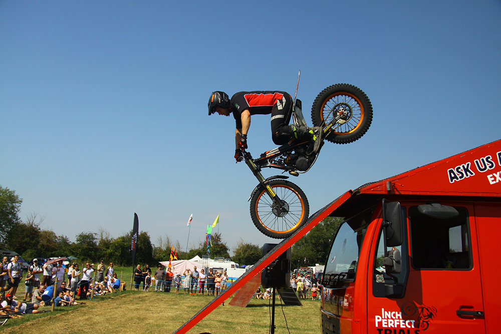 White Horse Show - Uffington - Oxfordshire - County - Country - Show - Stunts and Display team