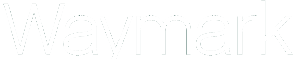 waymark-logo-white-out 150pxl